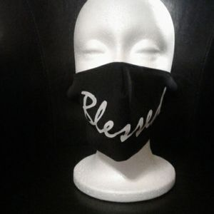❤NEW Blessed Face Mask❤